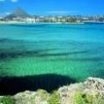 De baai van Javea