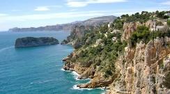 luxe villa's in Jávea aan zee met prachtig uitzicht