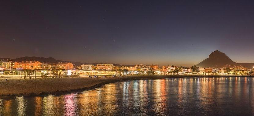 Jávea Strand